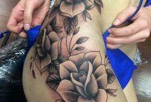 Carmen tattoo