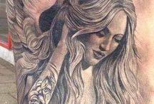 Tattoos / Various tattoo styles