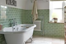 Bathroom Heaven / Bathroom design with a country feeling