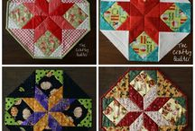 Finite Quilting Projects / by Evalyn Allen