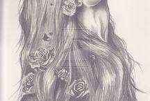Drawing ♡ ♥