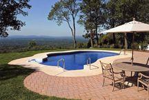 Wide Open Spaces / Pools in Rural Settings