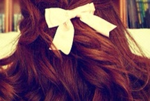Hairstyles to Try / by Emily Tinuviel