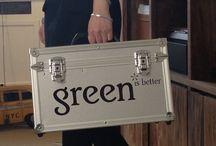 Déléguées Green Is Better Cosmetics / Les déléguées Green en action