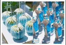Blue food ideas