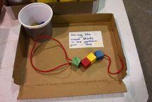 teacch autism tasks