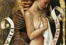 Death in art