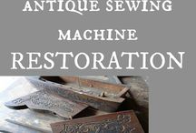 Sewing Machine Restoration