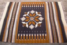 Blankets and Rugs / Native American Blankets