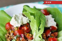 Raw vegan / by Laura Miethe