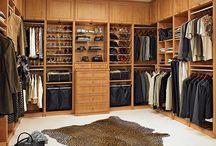 Garderoba / Inspiracje na garderobe
