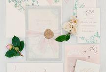 Wedding Stationery / Beautiful wedding & event stationery