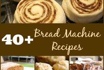 Bread machine yum