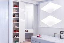 Walk-in closet of dreams