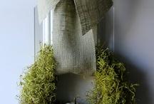 Wreaths / by Pam Fansler