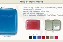 Travel Wallets / WalletBe handcrafts unique and affordable travel wallets and travel accessories designed to make your life easier. WalletBe's passport wallets and travel money belts allow men and women to travel smarter, more conveniently, with more security, and with more peace of mind.