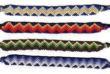 Bracelets brésiliens / friendship bracelets