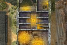 Tabletop RPG maps
