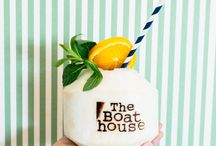 harpers bazaar bride luncheon - real event at the boathouse shelly beach