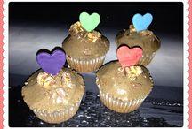 Cupcake Dulce Tentación - Principiante / Principiante en el arte de la Reposteria!!!