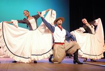 Vestidos de folclore argentino