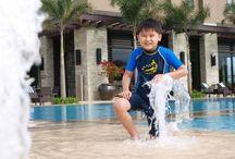 Swimming Pools / Leisure facilities at Seda hotels