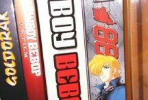 Mes animes. #Mangas