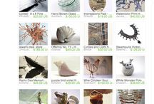 Pauletta Brooks in Etsy Treasuries / I love being included into Etsy Treasuries...why have I waited until now to pin them ?! Here are some of my favorites.
