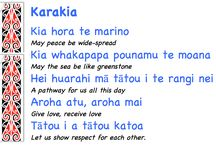 Te reo / One day I will get there!