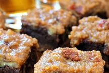 Bacon desserts