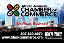 African American Chamber of Commerce / Chamber events