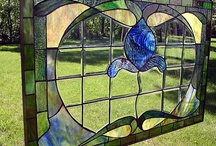 Stained Glass / by Stacy Keys