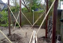 Aangelegde tuinen / Hier ziet u foto's van aangelegde tuinen door JvG Tuinen