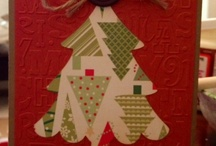 Christmas Card Ideas / Home- made cards
