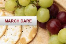 We Dare You: March Dare / #WeDareYou to share your favorite healthy snack in our March dare. Enter for a chance to win a Ninja® Blender. / by Source4Women