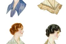 WW1 Fashions and Hairstyles