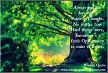 ❤ Positive Quotes ❤