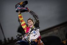 Thomas / FMX rider and Red Bull X-Fighters champion Tom Pagès