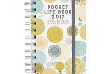 2017 - Diaries and Calendars