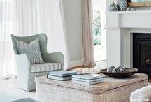 Nadmorski luksus, czyli wnętrza w stylu Hampton