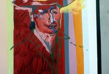 Paintings by Martin Kippenberger / Paintings by Martin Kippenberger
