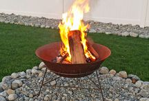 Grill and Firepit ideas
