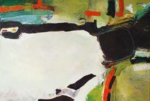 Heather Duncan paintings at Tarpey Gallery / paintings by the artist