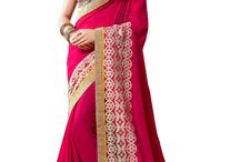Designer Party Wear Saree Collection