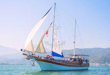 ARKADASLIK / #gulet, #yacht, #bluevoyage, #yachtcharter,  www.cnlyacht.com