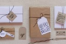 Presents / by Kristie Ringeman