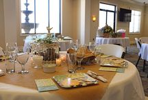Wedding Party Tables
