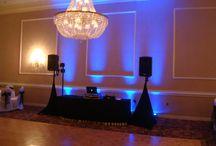 Presidential Caterer's / Platinum Disc Jockeys & Photo Booths Reception at Presidential