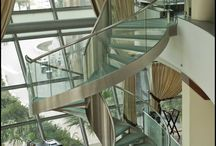 Helical Staircases / A selection of our Helical Staircases