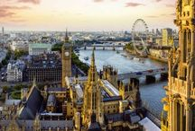 All About England / Places to see in England and the best ways to take your dream trip. (Plus a little history on the side.)